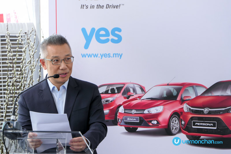 YTL Communications CEO Wing K Lee