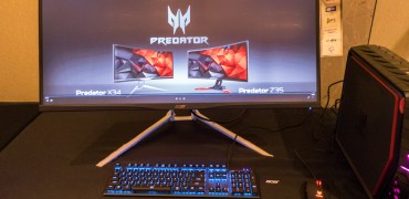 Acer gaming monitor