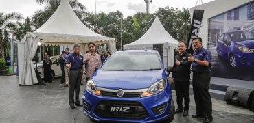 Proton Iriz Indonesia