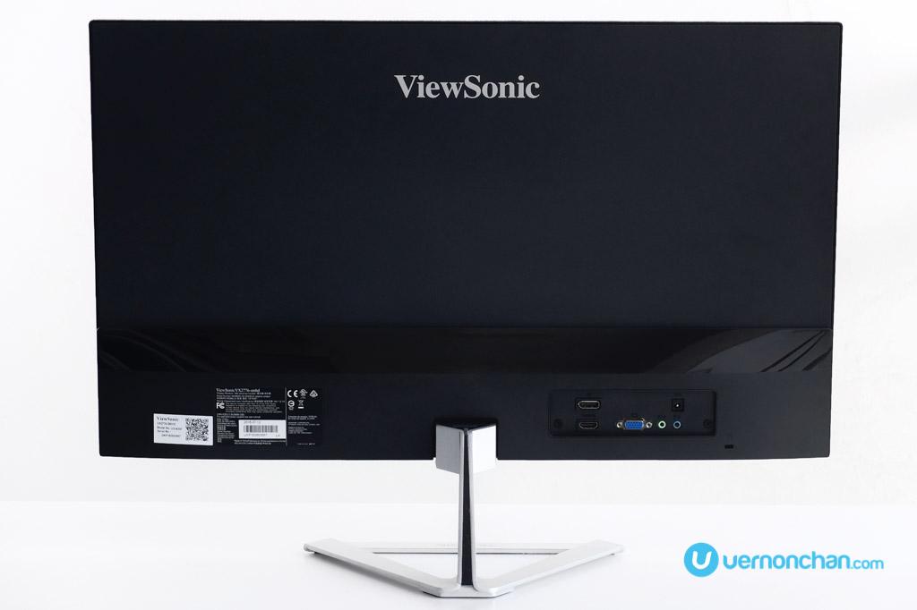 ViewSonic VX2776-SMHD monitor