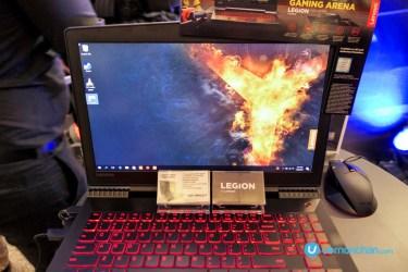 Lenovo Legion launch