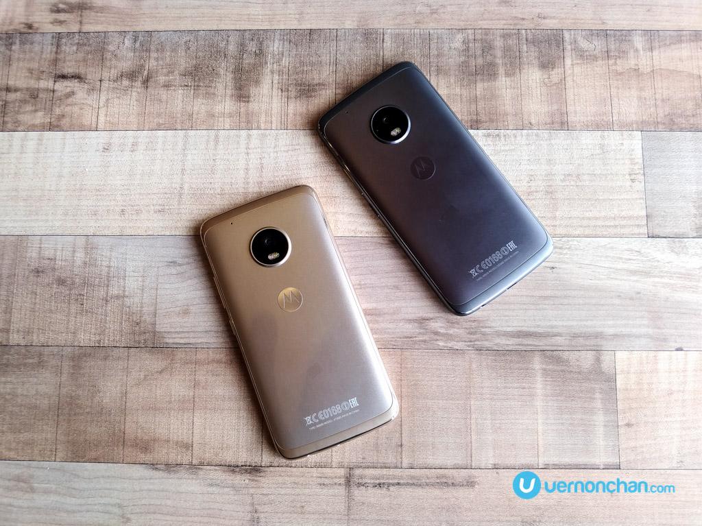 Buy the Moto G5 Plus for MYR999 at Moto's new e-store on