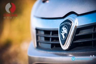Proton Iriz R5 WRC