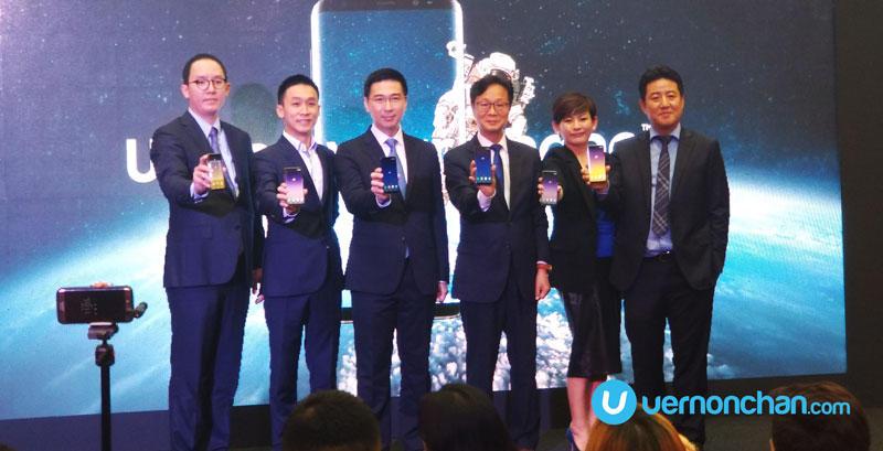 Samsung Galaxy S8 Launch
