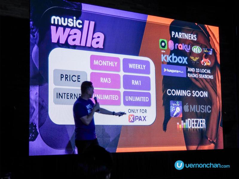 Xpax Video Walla and Music Walla launch