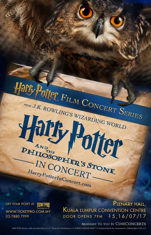 Harry Potter in Concert postponed