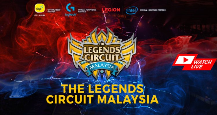 Lenovo Legends Circuit