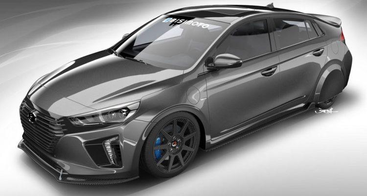 Hyundai HyperEconiq Ionic