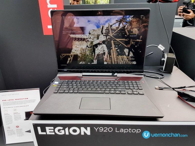 Lenovo Legion Y920 Notebook