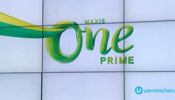 MaxisONE Home Fibre now gives you up to 100Mbps and Maxperts