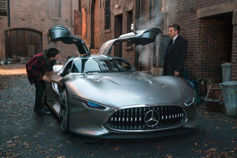 Mercedes-Benz Justice League