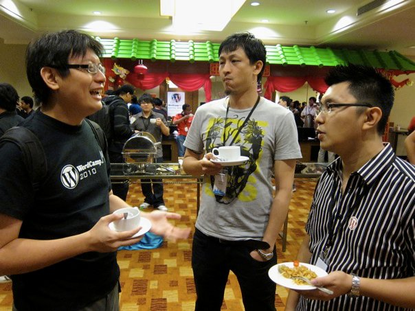 WordCamp 2010