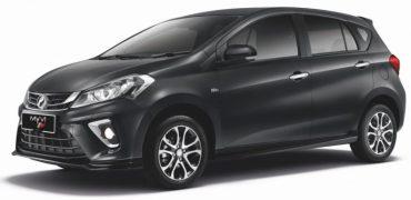 2018 Perodua Myvi