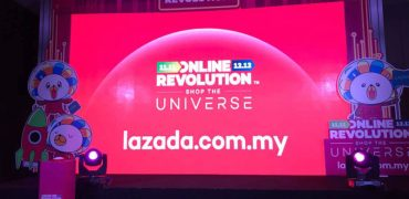 Lazada Online Revolution 11.11
