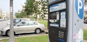 MBPJ Parking Meter