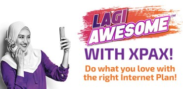Xpax lagi awesome