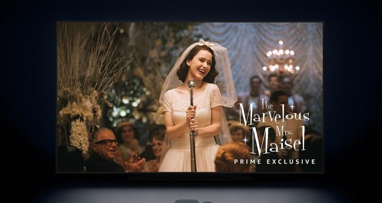 Apple TV 4K Amazon Prime Video