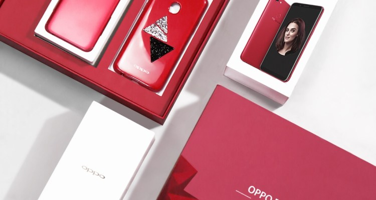 OPPO F5 Red Edition 6GB
