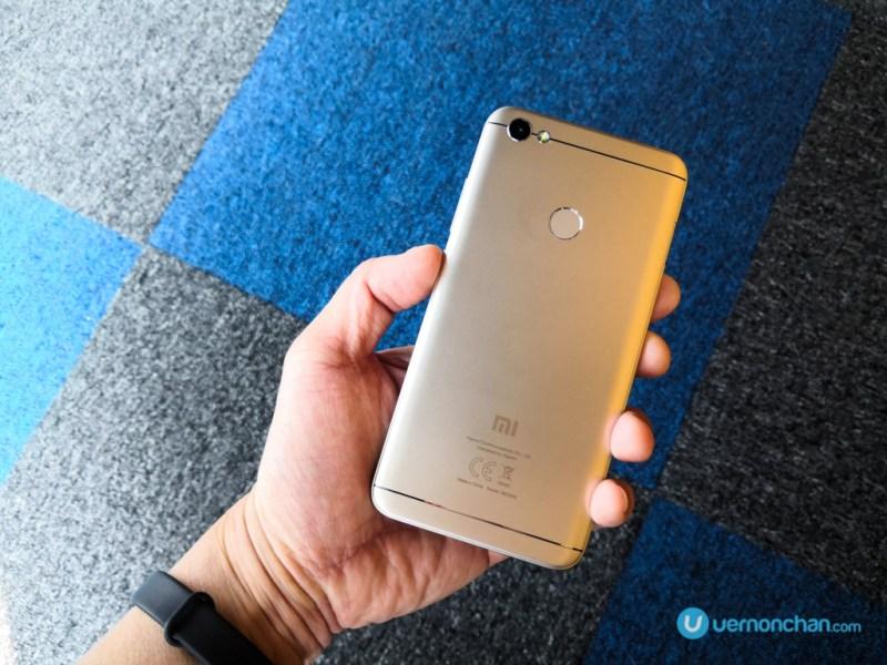 Xiaomi Redmi Note 5A Prime Review