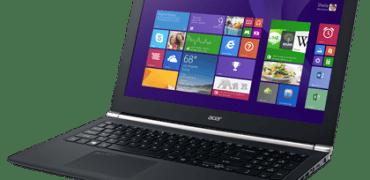 Acer Aspire V Nitro: Black Edition
