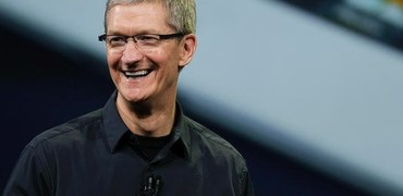 Apple CEO Tim Cook. Source - smh.com.au