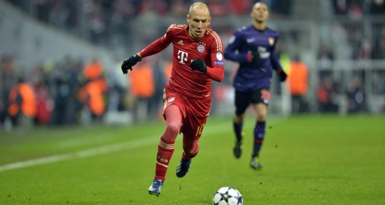 Arjen Robben 2014 World Cup