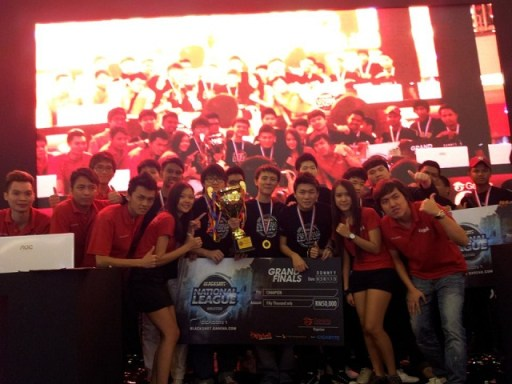 They won RM 50,000. Just like that.