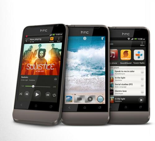 HTC One V 2