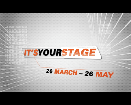 It's Your Stage