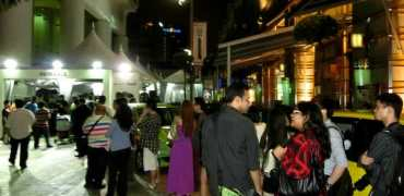 Maxis iPhone 5 Launch 3