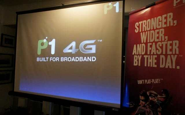 P1 4G