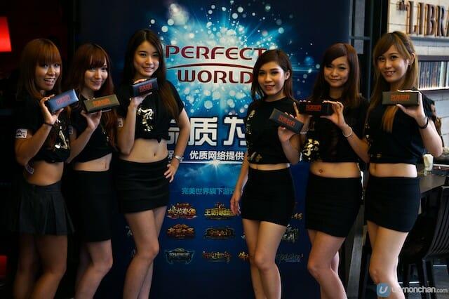 Perfect World Launch