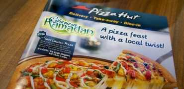 Pizza Hut Ramadan 1