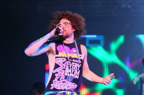 Samsung Party Rocks LMFAO Live in KL 2012. Image credit: Samsung Malaysia
