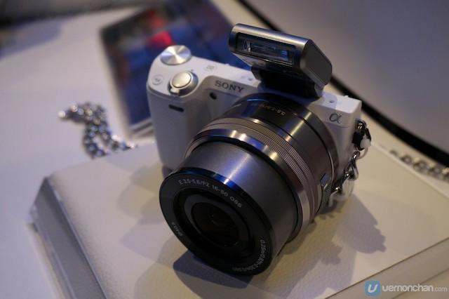 The Sony NEX-5T