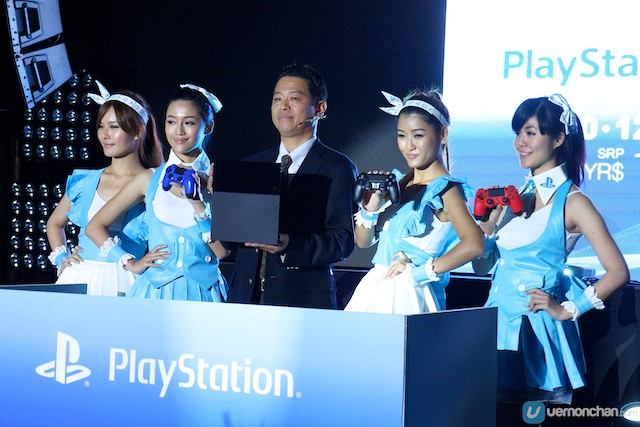 Sony PS4 Launch 18