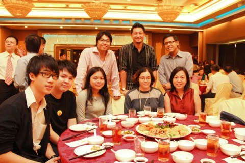 Symantec CNY Lunch - MalaysiaSME