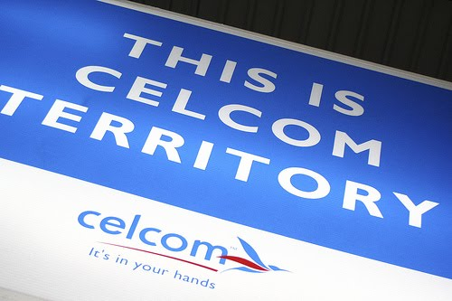 Celcom Territory. Image credit: mis-and-me.blogspot.com