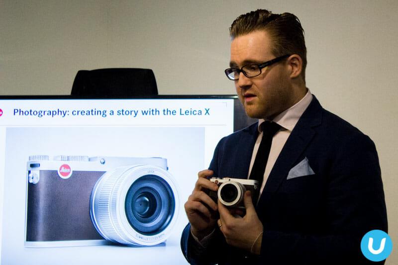 Mathieu Musnier, Area Sales Manager SEA, Leica Camera Asia
