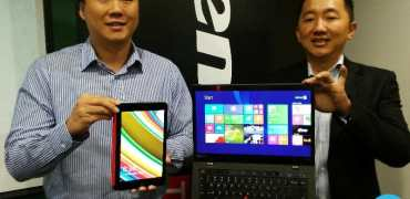 Lenovo ThinkPad X1 Carbon and Tablet 8