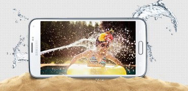 Samsung GALAXY S5 Water