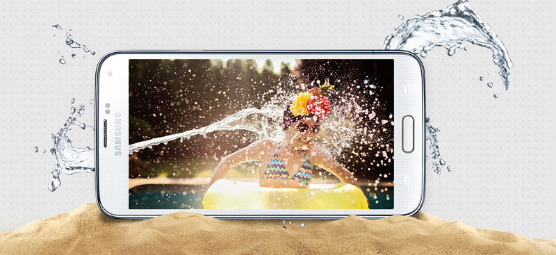 Samsung GALAXY S5 Water