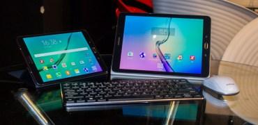 Samsung Galaxy Tab S2 launch