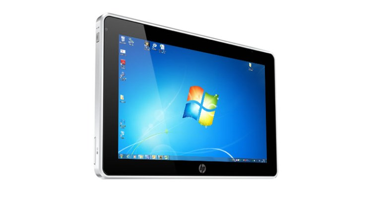 HP Slate 2 - Front