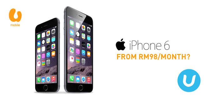 U MicroCredit iPhone 6