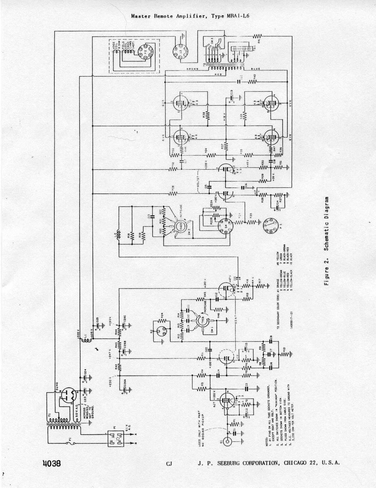 Remote Vol Wiring
