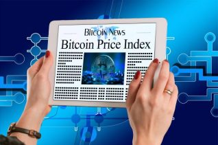 Bitcoin prices fluctuate
