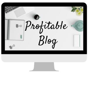 Profitable Blog Course