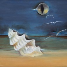"""Untitled 20x24"""" Oil on canvas, 1997"""