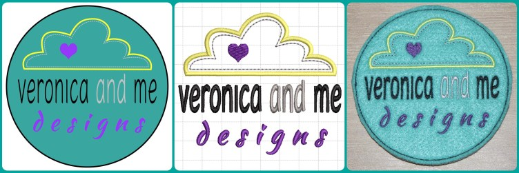 embroidery digitizing, embroidery, digitizing, logo, Veronica and Me Designs